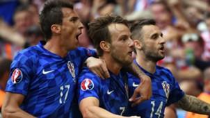 Ivan Rakitic Croatia Euro 2016