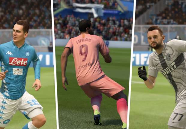 efedc86eb FIFA 19 kits  10 of the best Ultimate Team jerseys - Goal.com