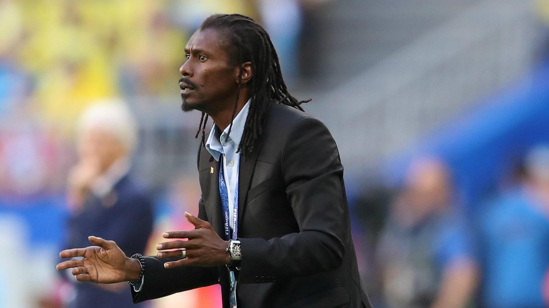 Afcon 2019: Senegal's football is evolving - Coach Aliou Cisse