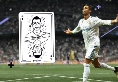 Cristiano Ronaldo Puncaki Goal 50 2017!