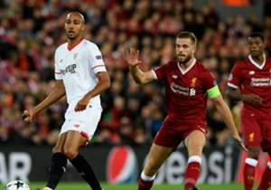 Sevilla have taken on Liverpool two times before in European competition; claiming a 3-1 Europa League Final victory at the end of the 2015/16 campaign as well as a 2-2 draw at Anfield earlier this season.