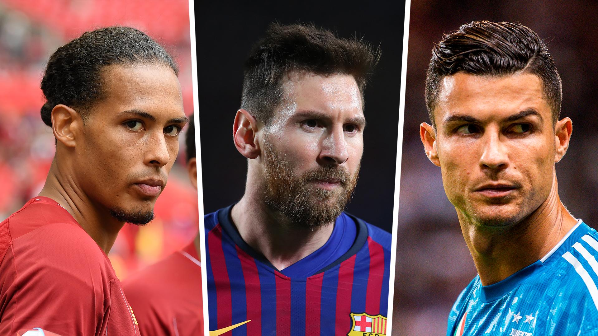 UEFA Awards - Messi, Ronaldo et Van Dijk nominés