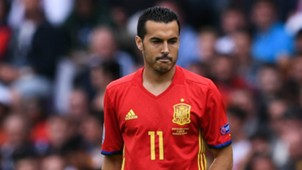 Pedro Spain Czech Republic Euro 2016