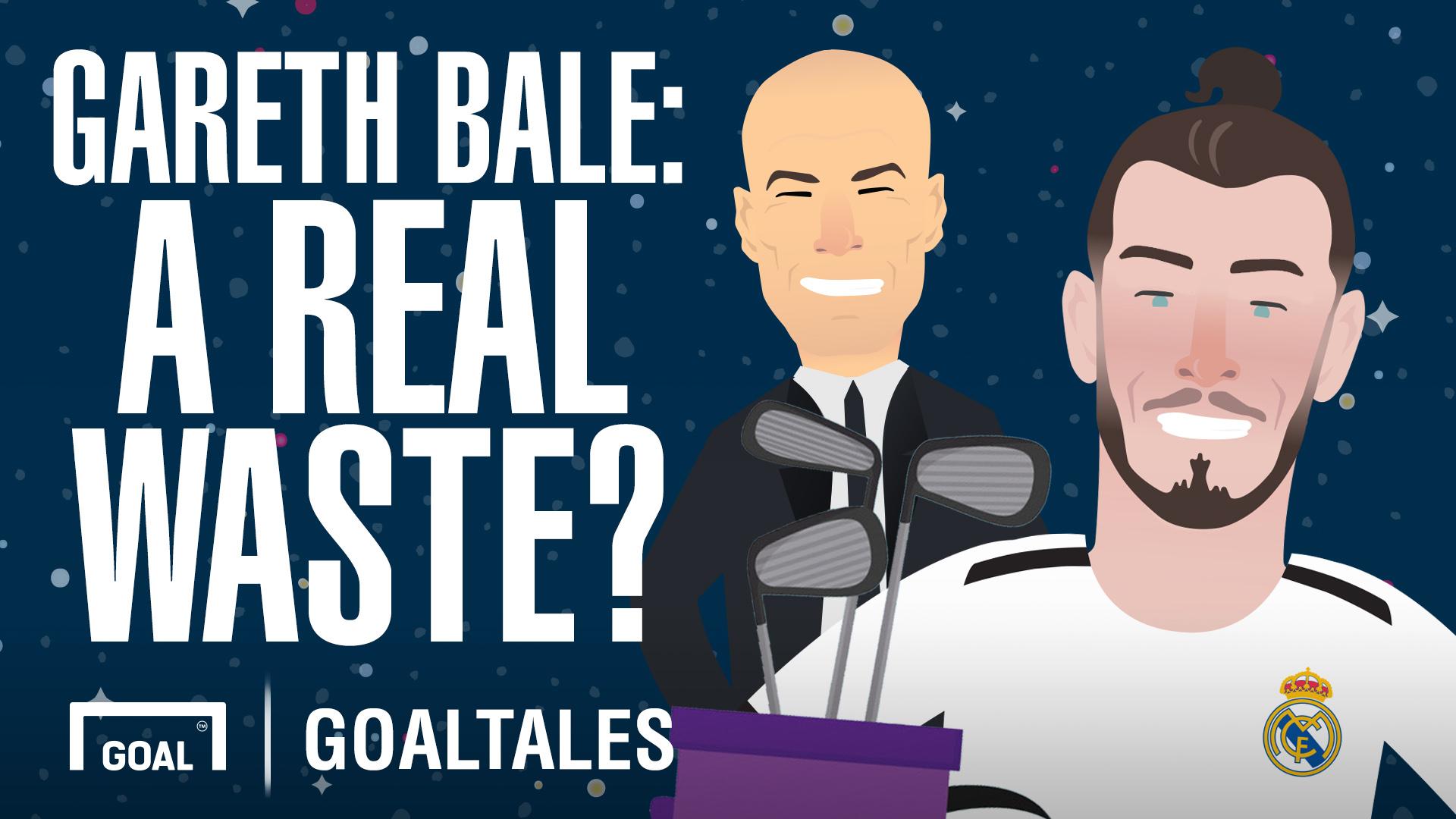 Gareth Bale: A Real Waste