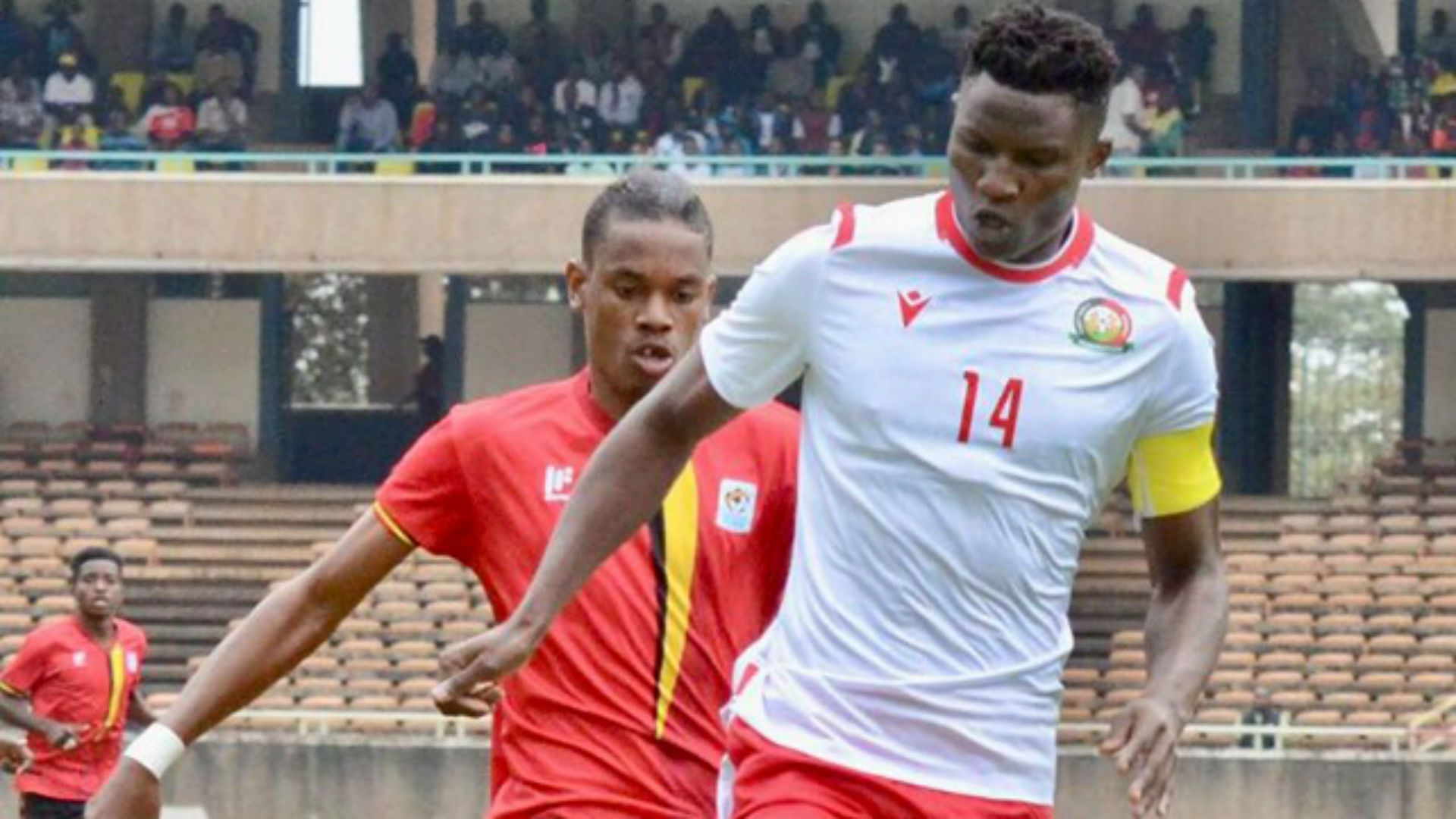 Uganda Cranes and Harambee Stars learn their Fifa World Rankings