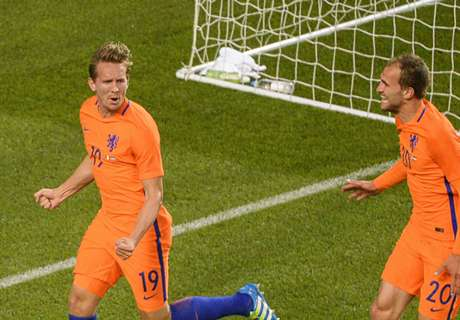 De Jong impressed by Ireland