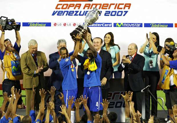 The Copa America has not always been a priority for Brazil - But it is this time!