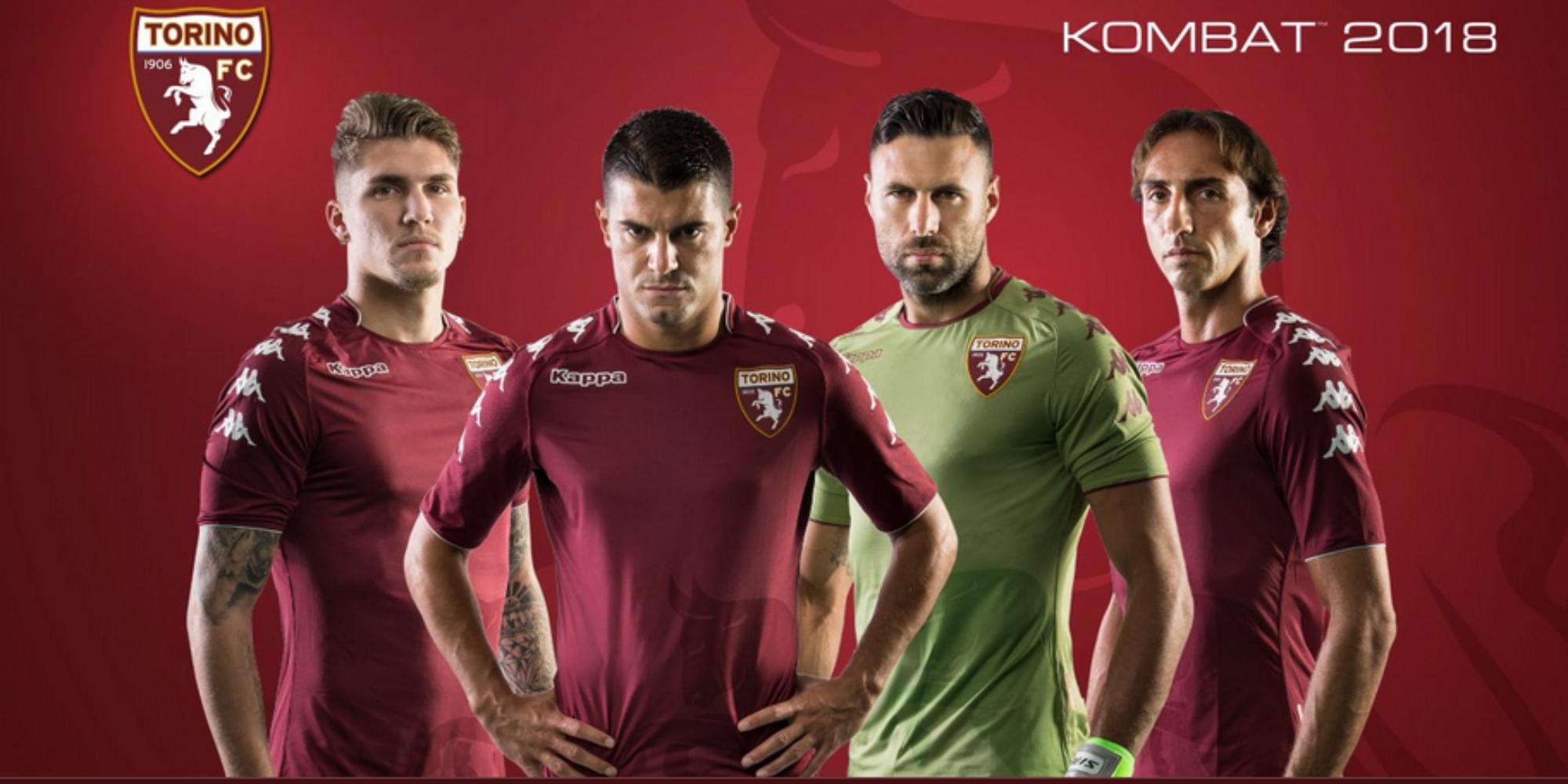 Maglie Torino 2017-18