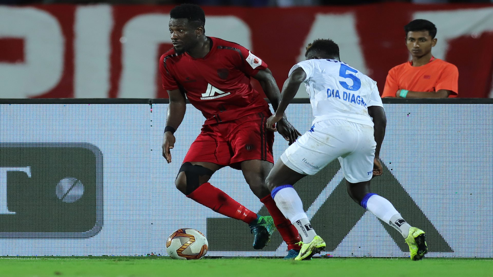 NorthEast United can deal with Asamoah Gyan's injury - Kai Heerings
