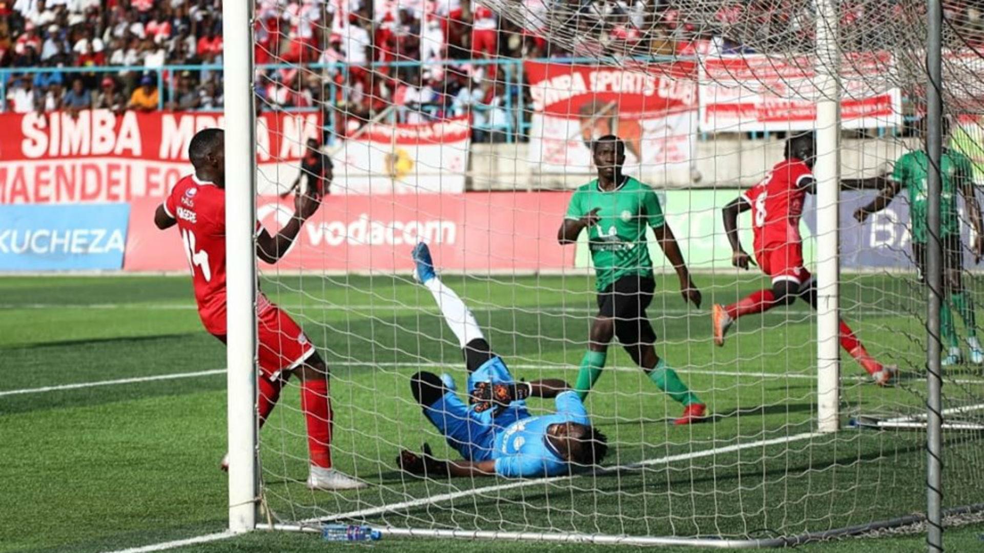 Luhende boasts Kagera Sugar know Simba SC's weakness