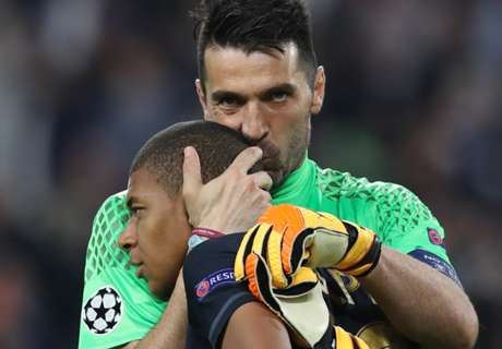 Mbappe: Buffon deserves Ballon d'Or