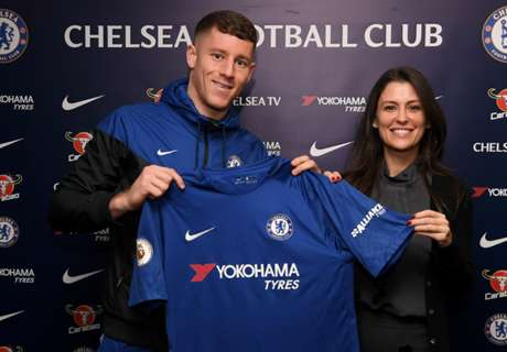 Barkley: Conte said Chelsea is perfect for me