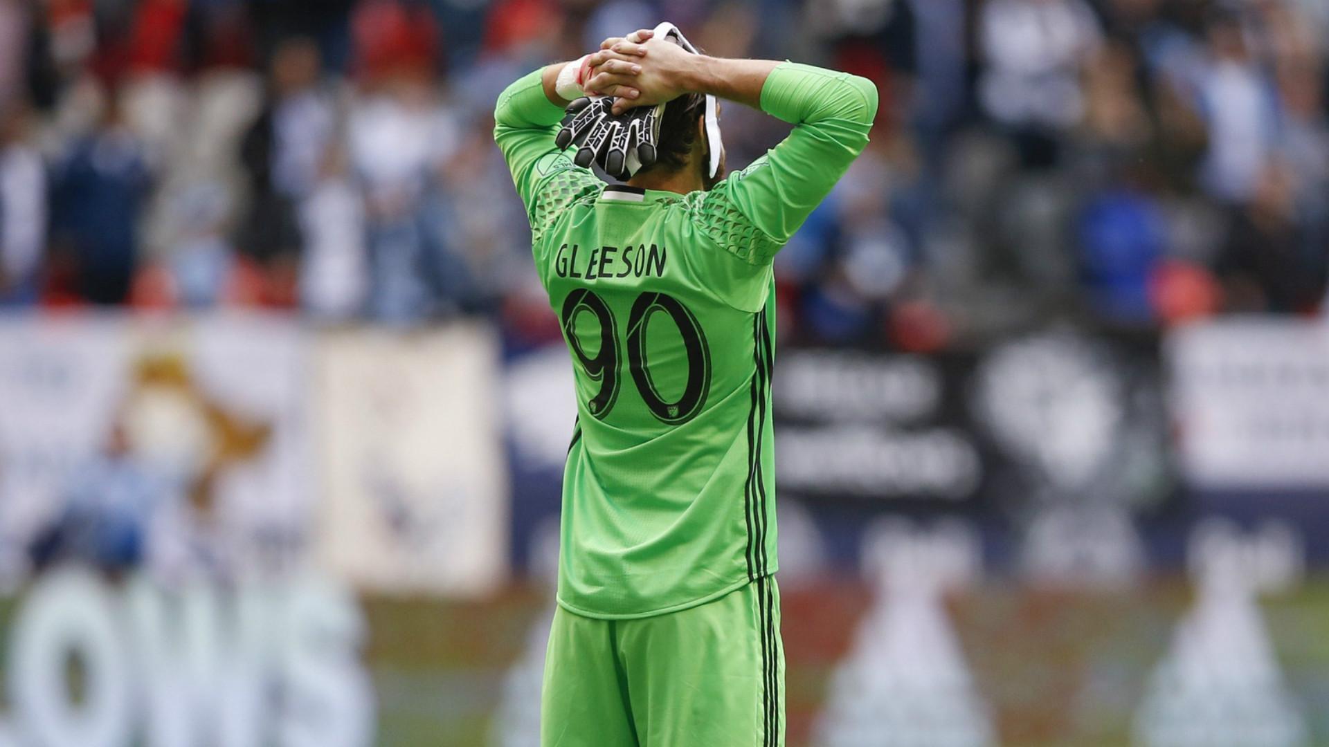 Jake Gleeson MLS Portland Timbers 1023216