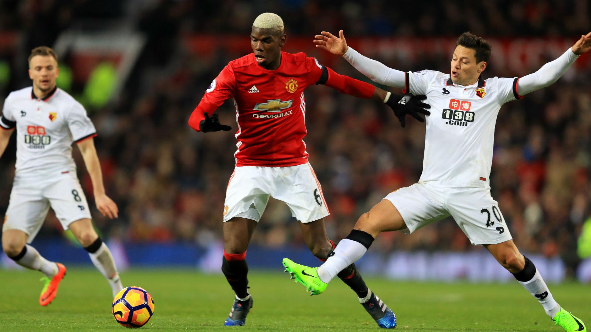 Manchester United Watford Pogba