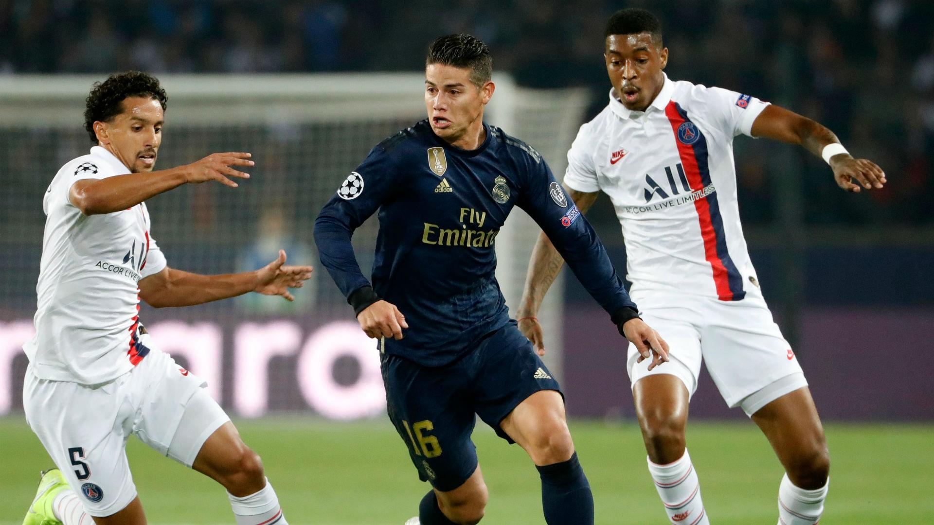 C1 - La statistique très inquiétante du Real Madrid face au PSG