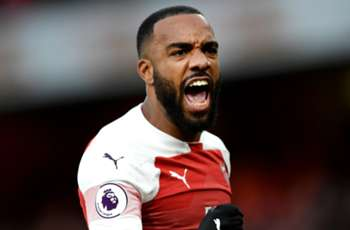 Lacazette playing 'best football of my career' at Arsenal