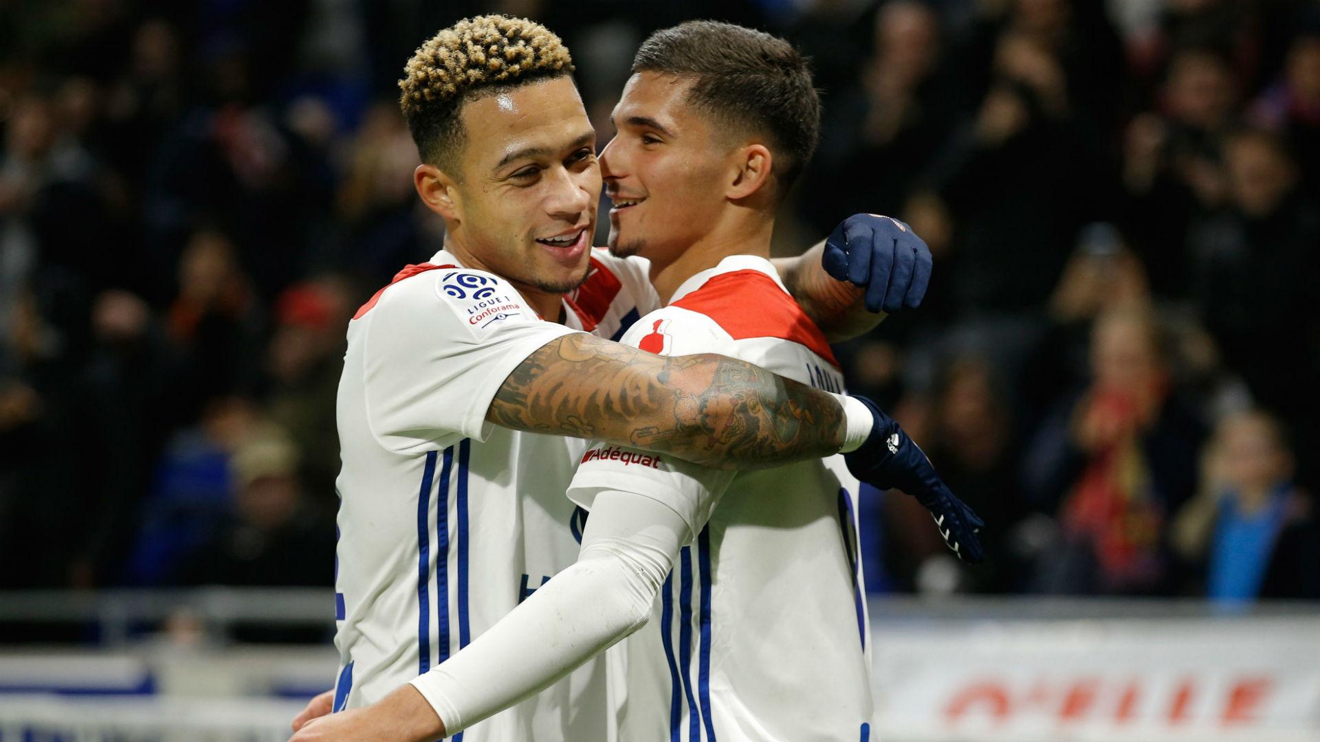 Ligue 1 - Lyon en 3-5-2 pour affronter le PSG
