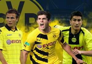 Borussia Dortmund hat in den vergangenen Jahren in den Jugendabteilungen viele Meistertitel gefeiert und Talente hervorgebracht. Einige sind inzwischen zu Stars gereift. Die Jugendabteilung hat in den vergangenen Jahren sogar der Knappenschmiede des FC...