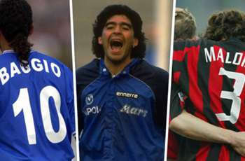 Retired shirt numbers: Clubs and players to give & receive honour