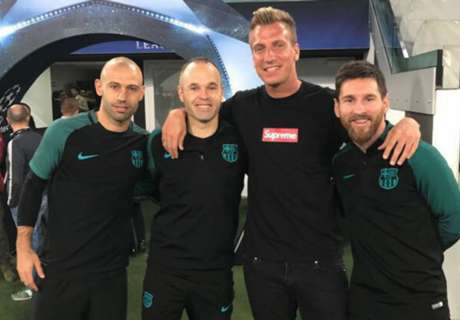 Maxi: Messi not behind Icardi NT exile