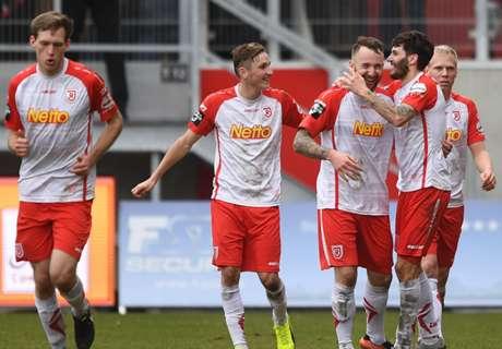 3. Liga: Regensburg in die Relegation