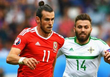 Euro 2016: Gales 1-0 Irlanda del N.