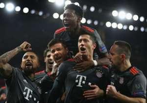 Thiago hat am Freitag einen neuen Vertrag bei den Bayern unterschrieben und sich langfristig an den Rekordmeister gebunden. Thiago steht also noch bis 2021 in München unter Vertrag. Aber wie sieht es bei den anderen Stars aus?