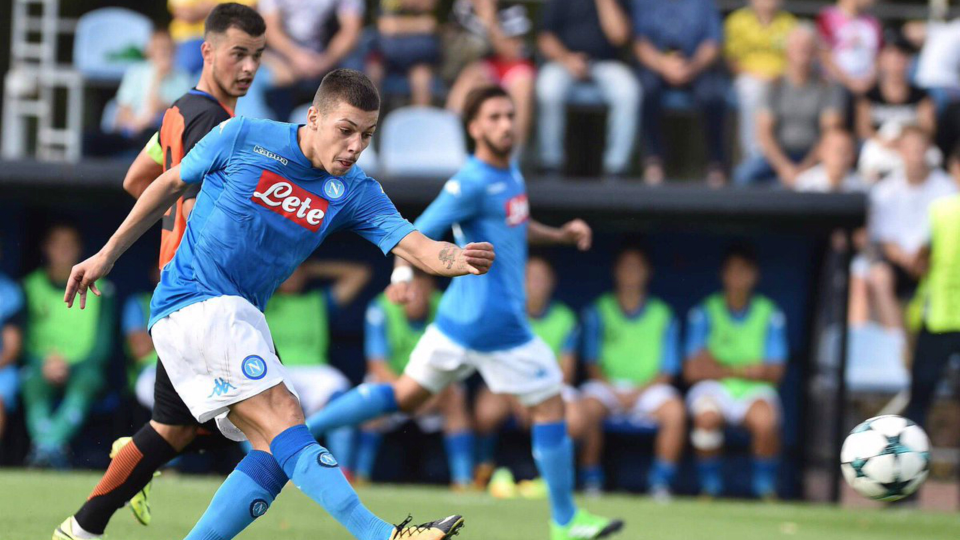 Youth League Shakhtar Napoli