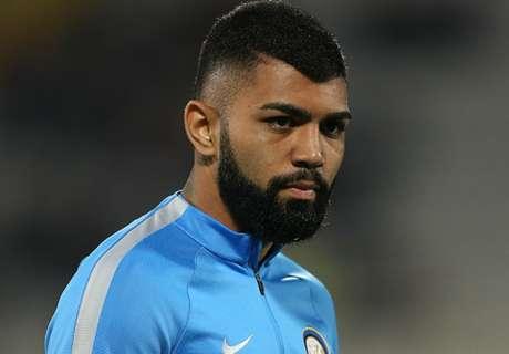 Gabigol descarta a Las Palmas y se queda en el Inter