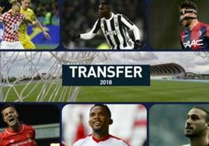2017-18 sezonu ara transfer dönemi için Süper Lig ve Avrupa kulüpleri çalışmalarına hız verdi. İşte öne çıkması beklenen transfer hamleleri...
