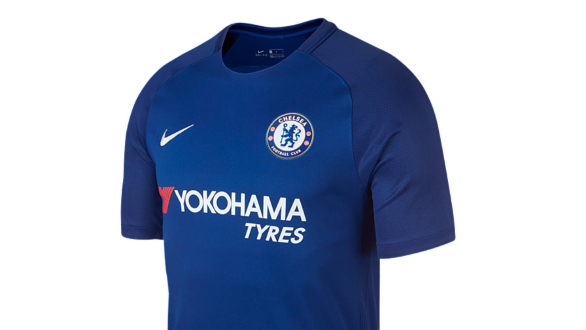 Chelsea 2017-18 Jersey
