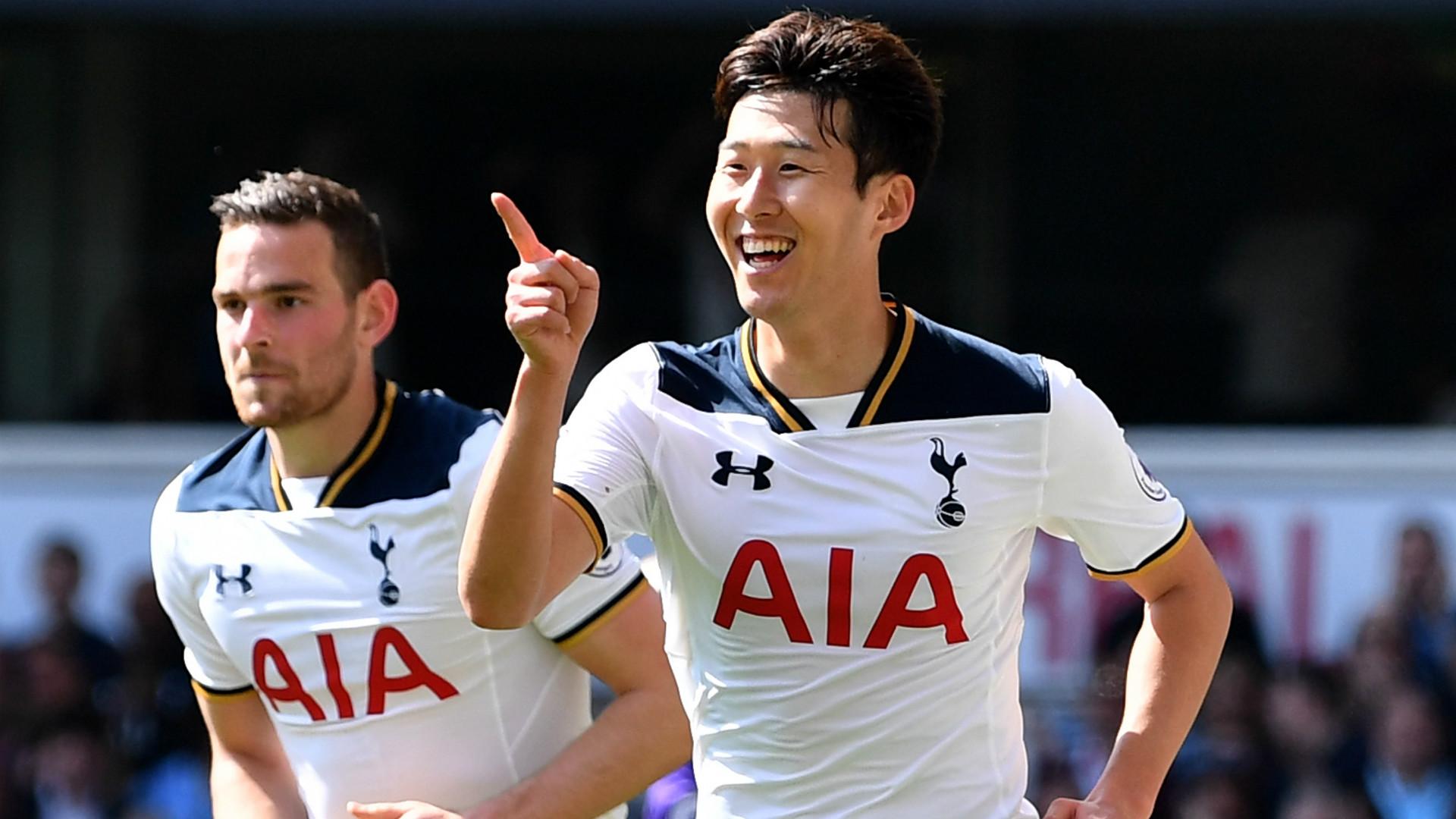 Son Heung-Min Tottenham Premier League