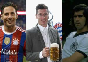 The 50,000th goal in Bundesliga history is set to be scored this weekend, but which players make up the all-time top scorer list in the competition?
