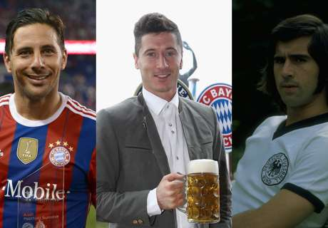 The all-time Bundesliga top scorers