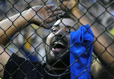 Los visitantes sufren en la Libertadores