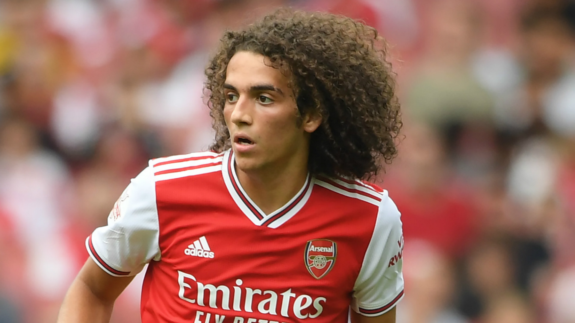 Guendouzi determined to take big chance after 'massive improvement' at Arsenal