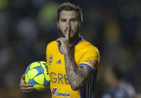 Tigres deny LA approach for Gignac