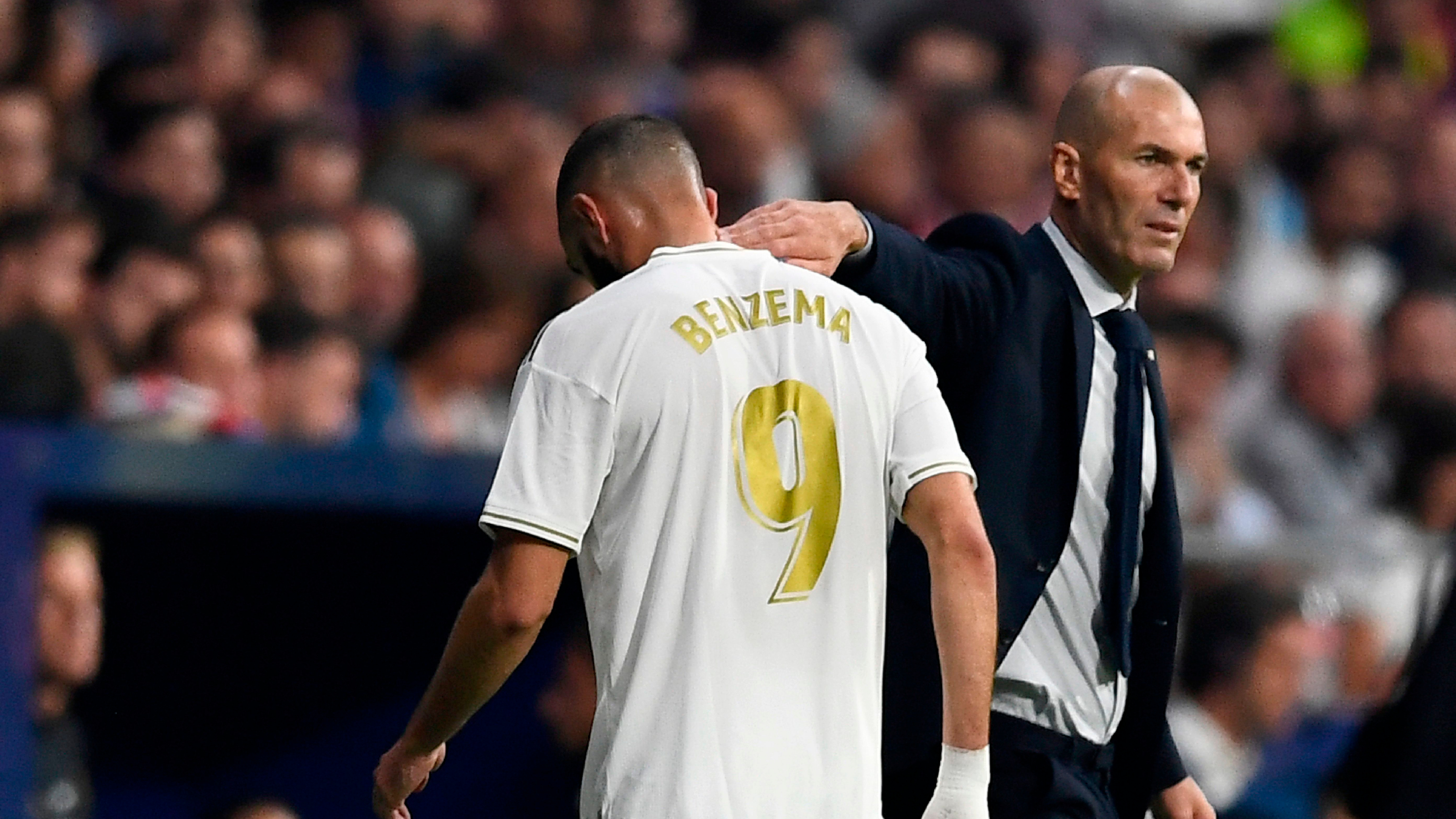 Benzema should definitely be called up by France - Zidane