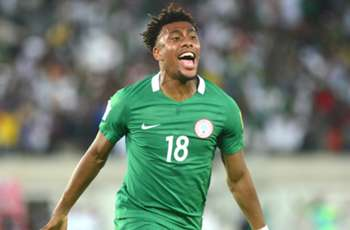Why Alex Iwobi opted for Nigeria - Wenger