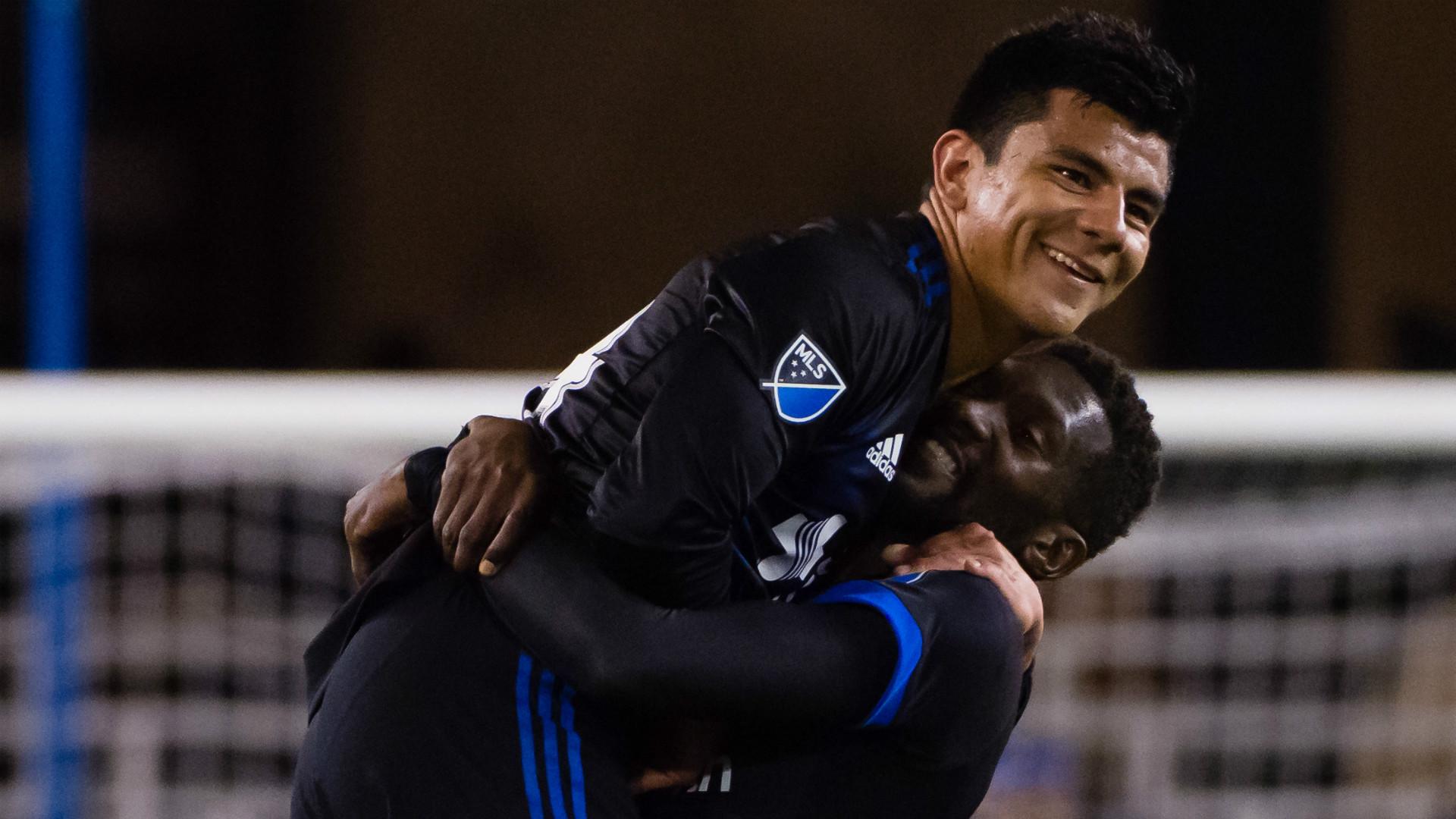 Nick Lima San Jose MLS 03112017