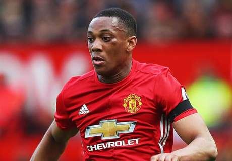 Martial denies Man Utd exit rumours