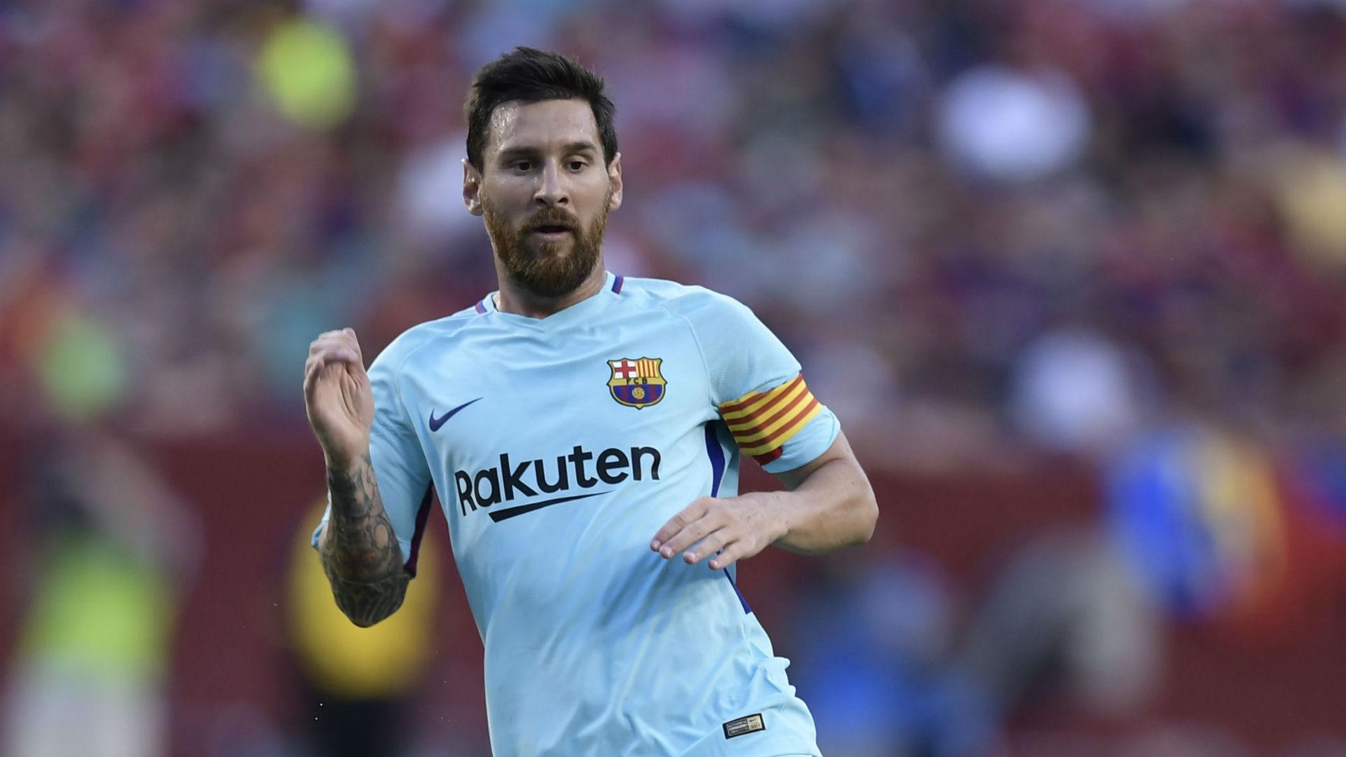 Messi y un emotivo video de despedida a Neymar