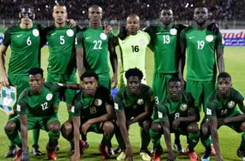 REVEALED: Nigeria's 30-man World Cup preliminary squad