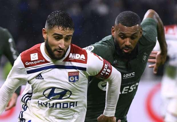 Lyon Vs Man City Team News Nabil Fekir Allays Injury Worries Ahead