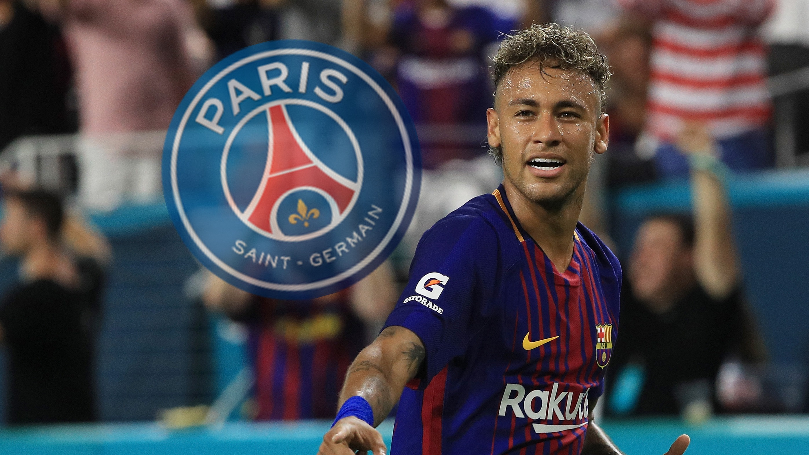 PSG: Barcelona Transfer News: Neymar
