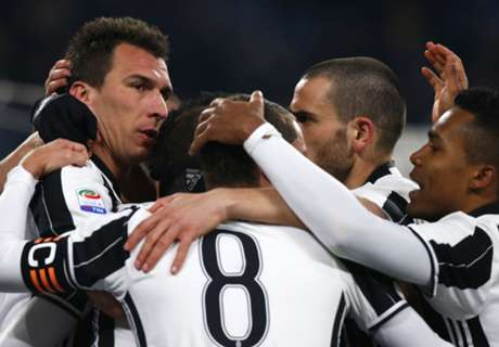 Juventus extend Serie A lead
