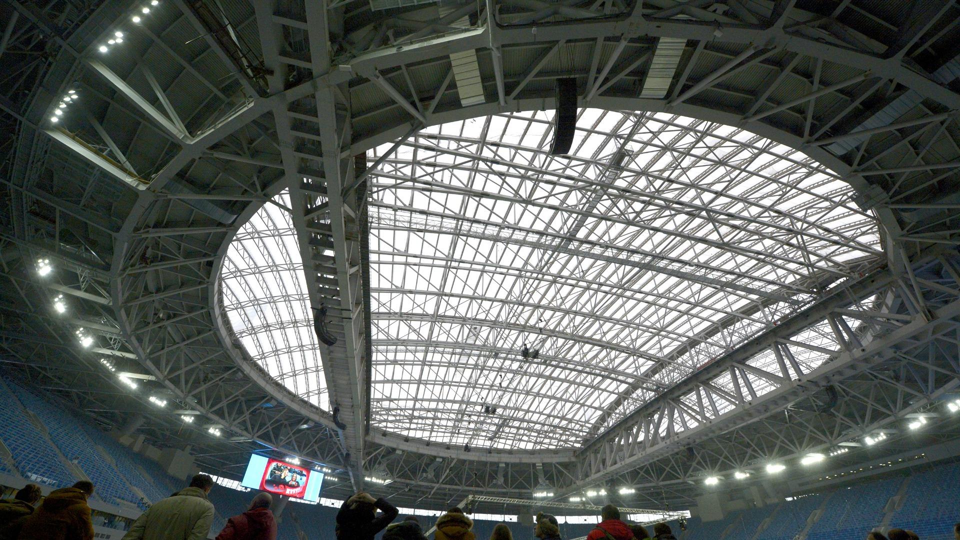 Krestovsky Stadium 110217