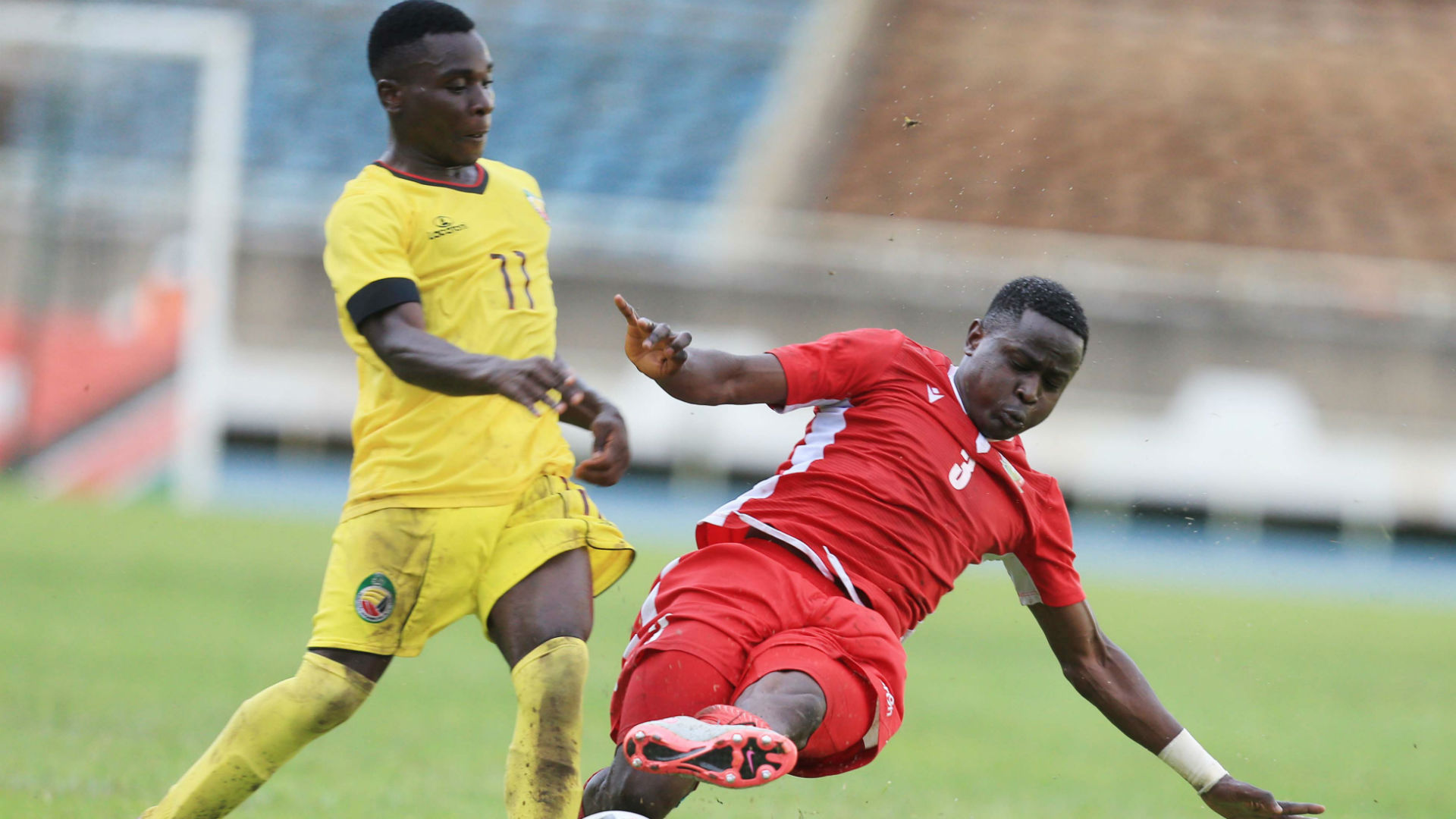Afcon 2021 Qualifier: Poor accommodation may cost Kenya against Egypt - Omollo