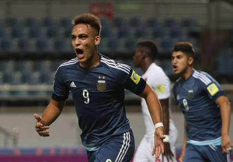 Lautaro Martinez can be elite forward