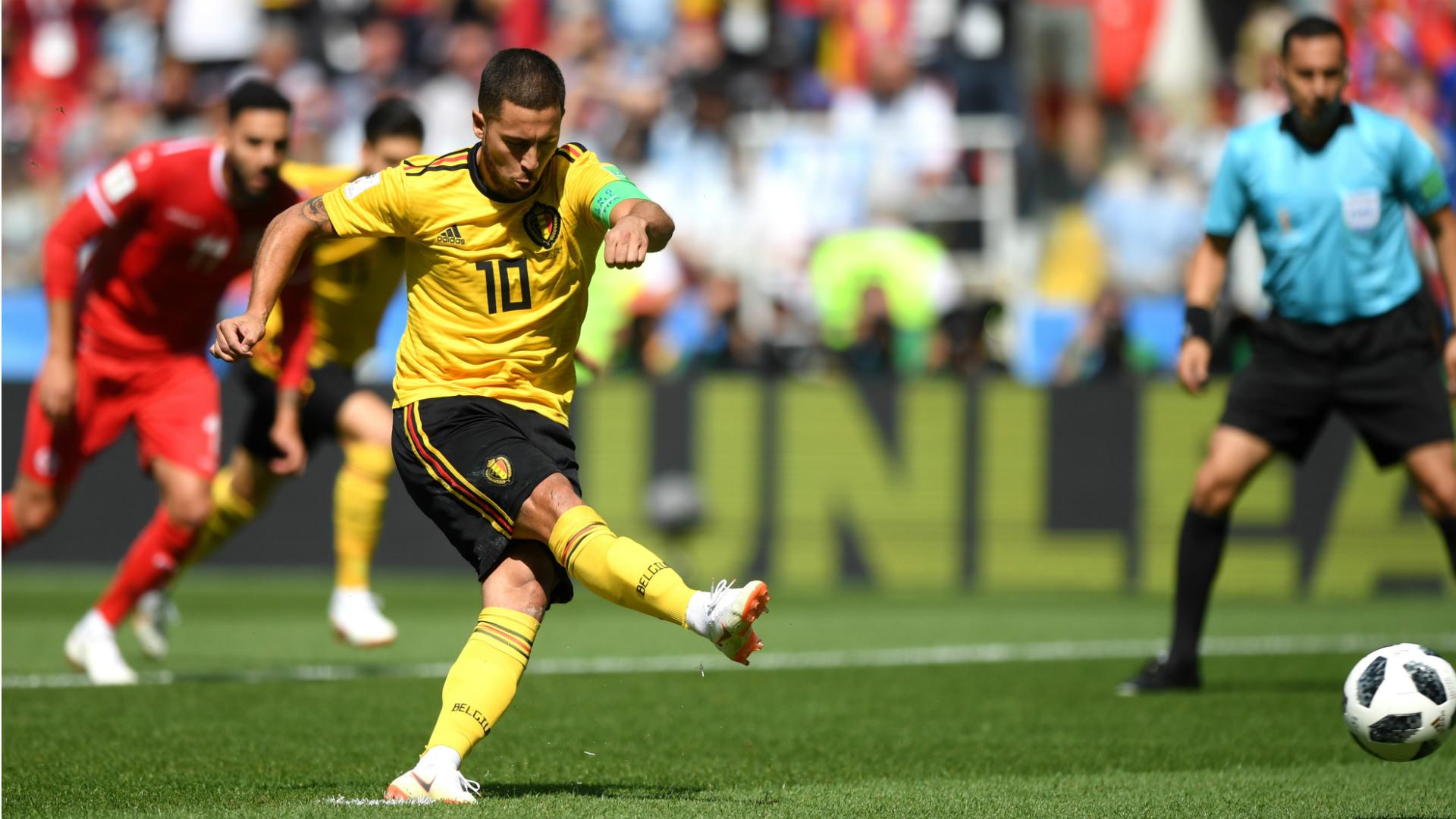 Eden Hazard Belgium  World Cup